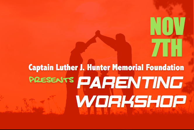 Parenting Workshop – 11/7