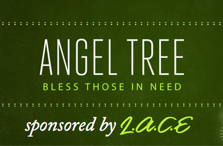 LACE Angel Tree & Gift Reception – 12/21