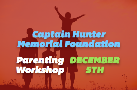 CHMF Parenting Workshop – 12/5