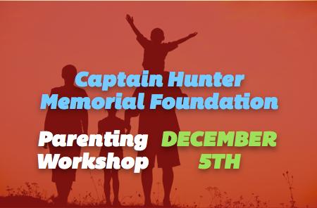 CHMF Parenting Workshop – 12/5
