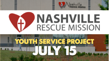 Service Project: Rescue Mission – 7/15