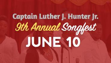 Captain Hunter Jr. Songfest – 6/10