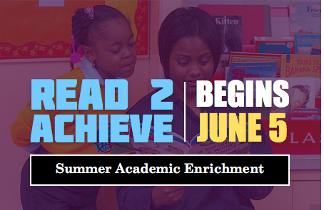 Read to Achieve – Begins 6/5