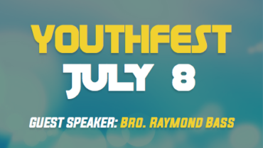 YouthFest – 7/8
