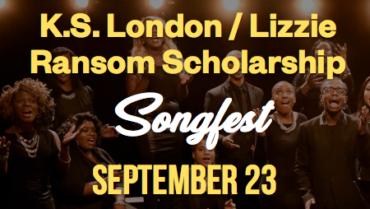 K.S. London/Lizzie Ransom Songfest – 9/23