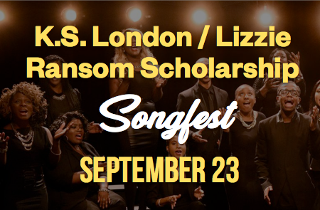 K.S. London/Lizzie Ransom Songfest – 9/23
