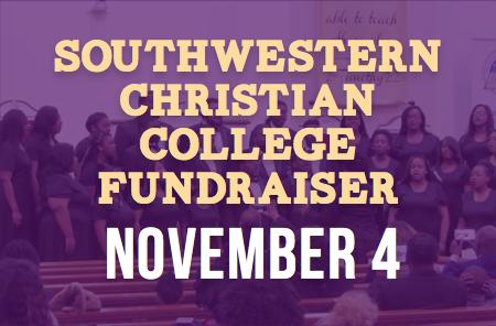 Southwestern Fundraiser – 11/4