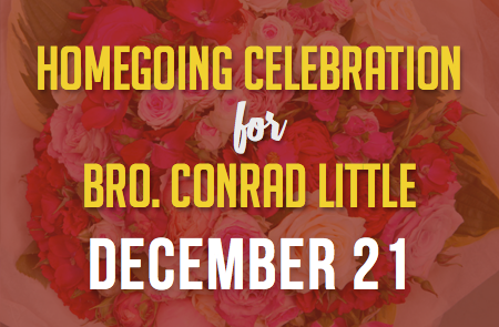 Conrad Little Homegoing – 12/21