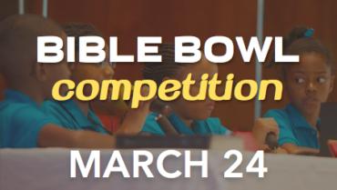 Bible Bowl – 3/24